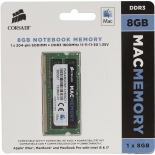 модуль памяти Corsair CMSA8GX3M1A1600C11 (DDR3L 8 Gb, SODIMM, 1600 MHz)