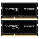 модуль памяти Kingston HX318LS11IBK2/16 (DDR3L SODIMM 16384 Mb, 1866 MHz, 2x8 Gb)