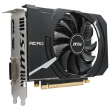 видеокарта GeForce MSI GeForce GTX 1050 (GDDR5, 1404 Mhz, 2048 Mb, 7008 Mhz, 128 bit)