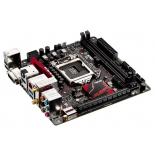 материнская плата Asus B150I Pro Gaming/WIFI/Aura (2xDDR4 DIMM, LGA1151, mini-ITX)