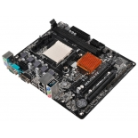 материнская плата ASRock N68-GS4 FX R2.0 (AM3+, NVidia GeForce 7025, DDR3 DIMM, microATX)