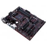 материнская плата Asus Prime B350-Plus (DDR4 DIMM, USB 3.0, ATX)