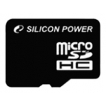 карта памяти Silicon Power microSDHC 16GB Class 10