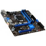 материнская плата MSI B85M-G43 Soc-1150 B85 DDRIII mATX SATA3  LAN-Gbt USB3.0 DVi/VGA/HDMI/DP