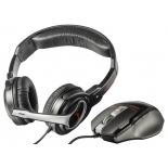гарнитура для пк Trust GXT 249 Gaming Headset & Mouse (игровой набор)