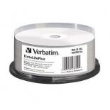 оптический диск Verbatim BD-R 50 Gb (43750)