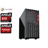 Системный блок CompYou Home PC H555 (CY.337648.H555), купить за 20 420руб.