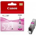 картридж Canon CLI-521M,  пурпурный