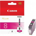 картридж Canon CLI-8M, пурпурный