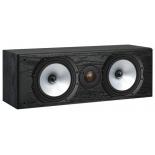акустическая система Monitor Audio MR centre, чёрный дуб