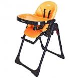 стульчик для кормления Ivolia Hope 01 оранжевый