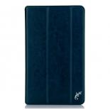 чехол для планшета G-case Executive GG-792 (для Lenovo Tab 3 Plus 8.0 8703X/8703F), тёмно-синий