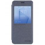 чехол для смартфона Nillkin Sparkle T-N-HH8-009, для Huawei Honor 8, чёрный