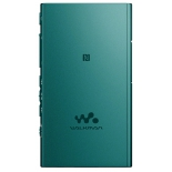аудиоплеер Sony Walkman NW-A35 16 ГБ, бирюзовый