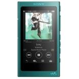 аудиоплеер Sony Walkman NW-A37HN, бирюзовый