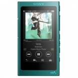 аудиоплеер Sony Walkman NW-A35HN, бирюзовый