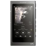 аудиоплеер Sony Walkman NW-A37HN, чёрный