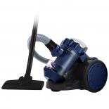 Пылесос Lumme LU-3208, черный/синий