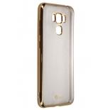 чехол для смартфона SkinBox 4People T-S-AZC553KL-008, для Asus Zenfone 3 Max ZC553KL, золотистый