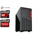 CompYou Home PC H555 (CY.571382.H555), купить за 30 380 руб.