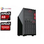 CompYou Home PC H555 (CY.541003.H555), купить за 33 670 руб.