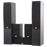 комплект акустических систем Vector HX 5.0, чёрный
