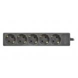 сетевой фильтр Sven 'Special Base', 5 розеток, 0.5 м, для UPS, черный