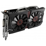 видеокарта GeForce Asus pci-e nv strix-gtx750ti-oc-2gd5