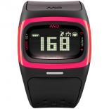 Умные часы Mio Alpha 2, Small-Medium (58P-PNK), чёрно-розовые