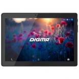 планшет Digma Plane 1710T 4G 1/8Gb, черный