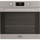 Духовой шкаф Hotpoint-Ariston 5FA 841 JH IX, серебристый