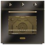 Духовой шкаф Darina 1V7 BDE 111 707 B, черный