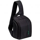 сумка для фотоаппарата Riva case 7470, черная