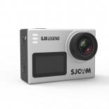 видеокамера SJCAM SJ6 legend, серебристая