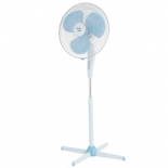 вентилятор Vitek VT-1908W, белый/голубой