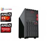 CompYou Home PC H555 (CY.563223.H555), купить за 35 840 руб.