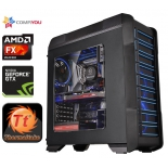 CompYou Game PC G757 (CY.562631.G757), купить за 80 720 руб.