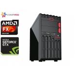 CompYou Home PC H557 (CY.541809.H557), купить за 33 420 руб.