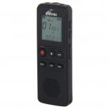 диктофон Ritmix RR-810 8Gb, черный
