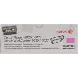 картридж для принтера Xerox 106R02761, пурпурный
