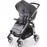 коляска Baby Care GT4 Plus, серая