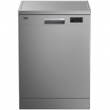Посудомоечная машина Beko DFN 15210 S, серебристая