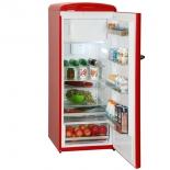 холодильник Gorenje ORB152-SP, красный