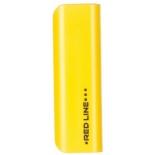 аксессуар для телефона Внешний аккумулятор Red Line R-3000 (3000 mAh), желтый