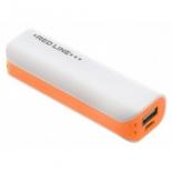 аксессуар для телефона Внешний аккумулятор Red Line R-30000 (3000 mAh), оранжевый