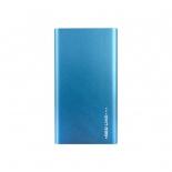 Аксессуар для телефона Внешний аккумулятор Red Line J01 (4000 mAh), синий, купить за 680руб.