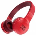 наушники JBL E45BT, красная