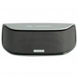 Портативная акустика InterStep SBS-210 Metal, серая, купить за 3 480руб.