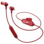 гарнитура проводная для телефона JBL E25ВТ (JBLE25BTRED), красная