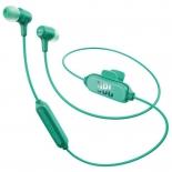 гарнитура для телефона JBL E25ВТ (JBLE25BTTEL), зеленая